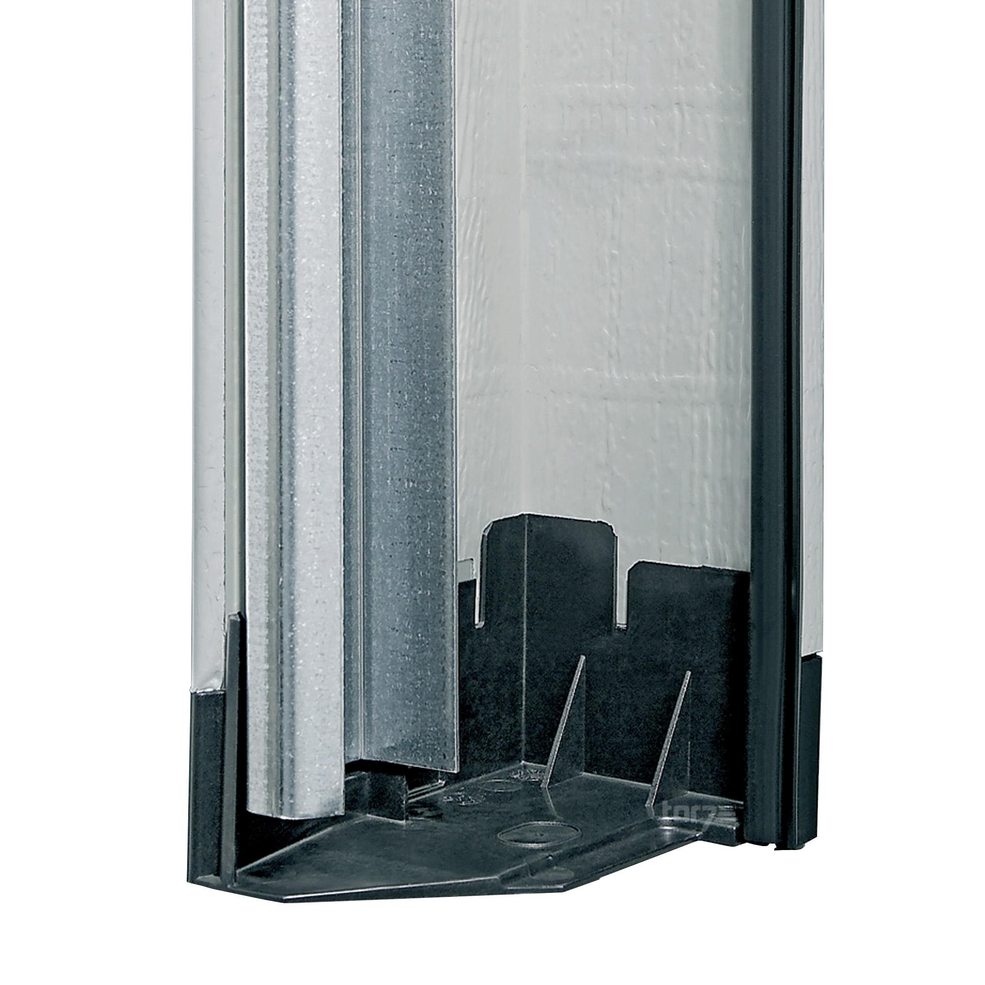 h rmann sektionaltor 42mm 2375x2125mm 8028 terrabraun garagentor rolltor ebay. Black Bedroom Furniture Sets. Home Design Ideas