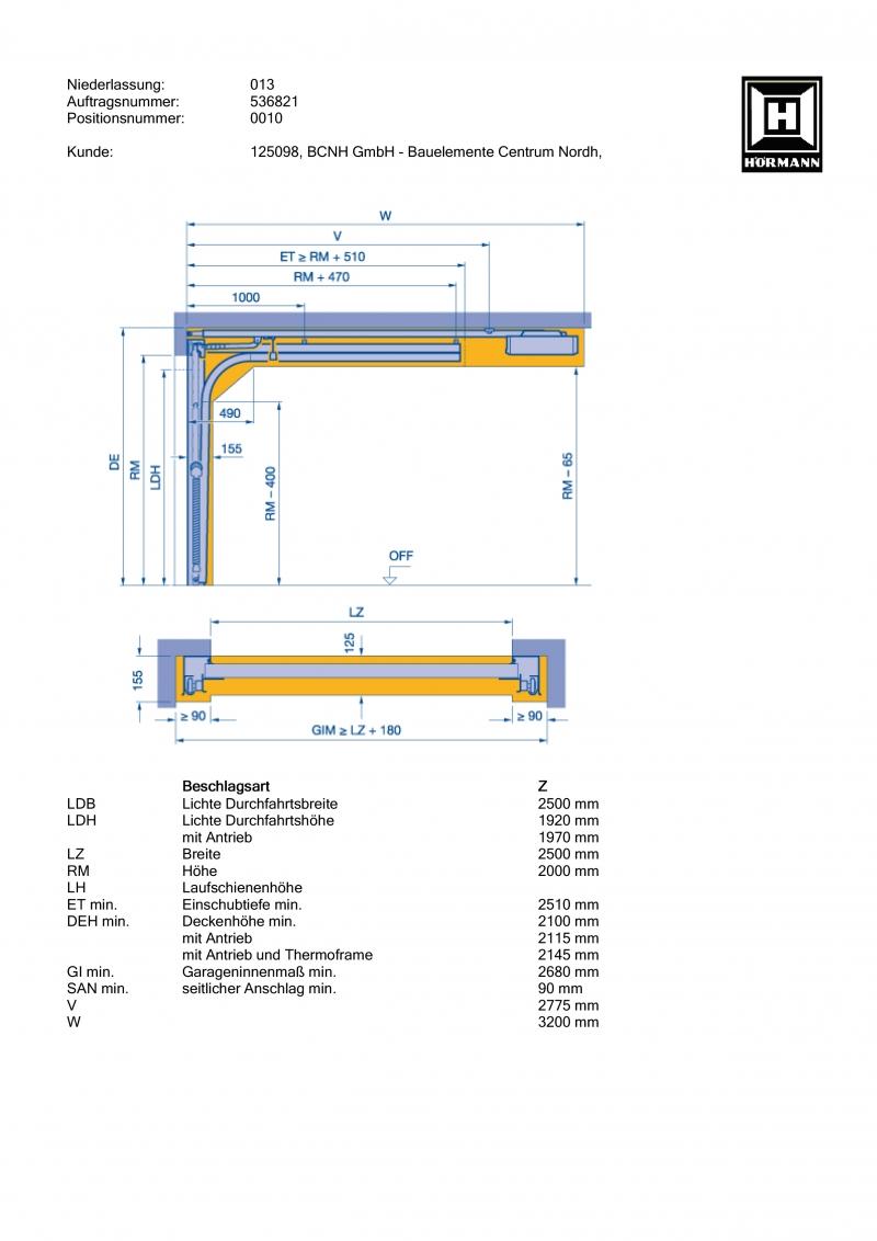 h rmann sektionaltor epu40 2375x2125mm 7016 anthrazitgrau garagentor rolltor ebay. Black Bedroom Furniture Sets. Home Design Ideas