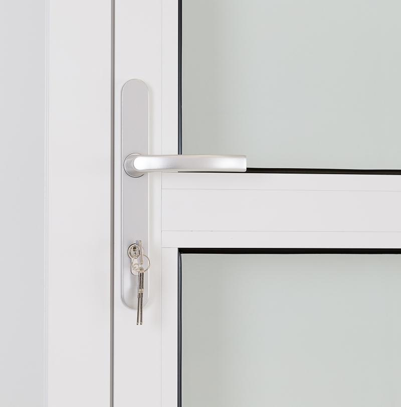 aluminium nebent r din links nach au en garagent r. Black Bedroom Furniture Sets. Home Design Ideas