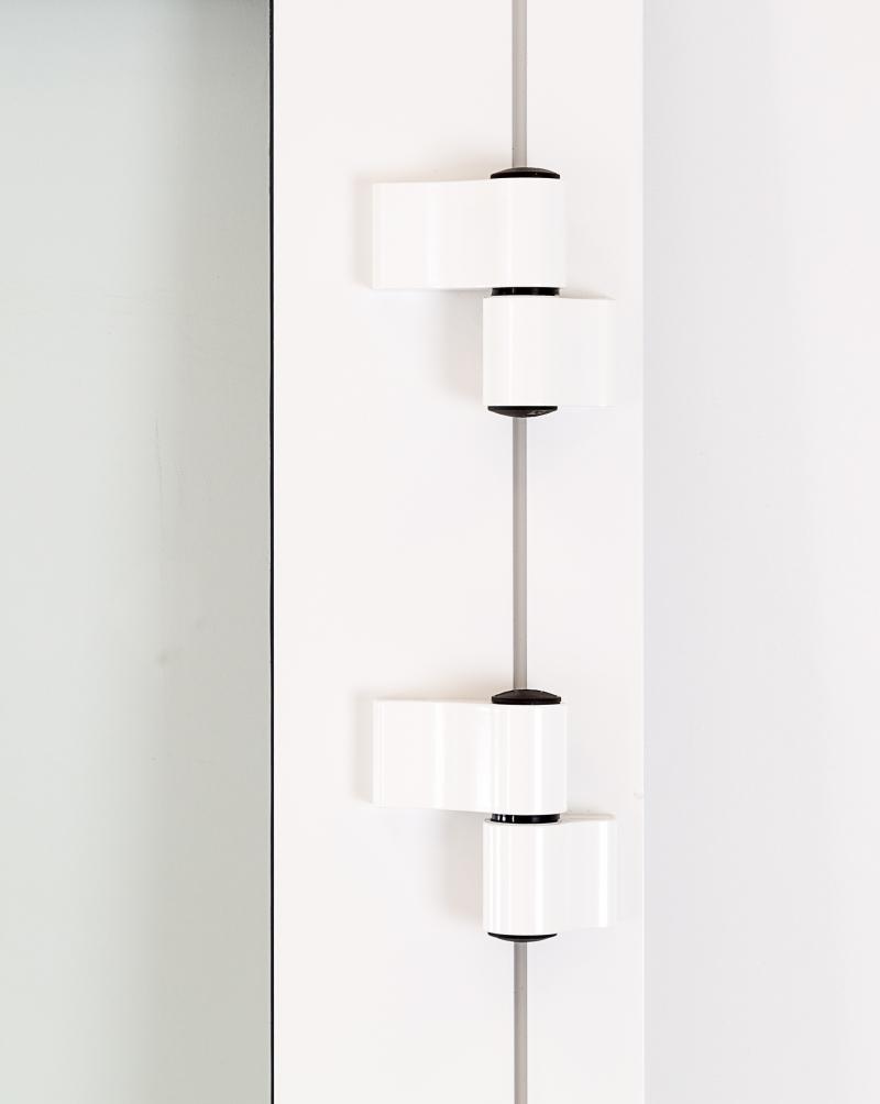 Kellertür außen  Aluminium Nebentür DIN RE nach außen OL Garagentür Kellertür ...