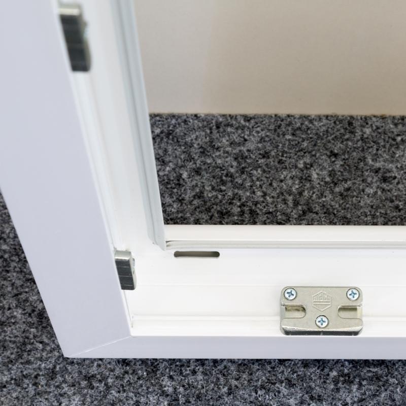 balkont r 1100x2100mm dkr kunststoff terrassent r glast r wintergarten fenster ebay. Black Bedroom Furniture Sets. Home Design Ideas